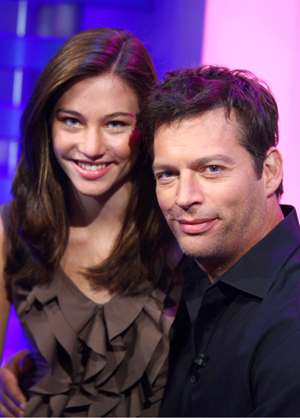Harry Connick Jr Family 2014 Harry connick, jr. a thing