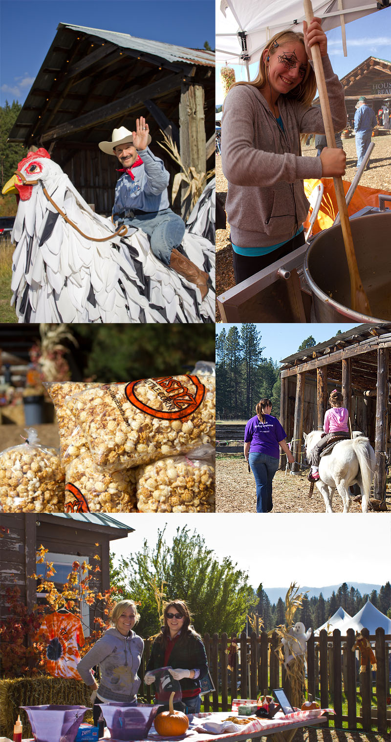 Suncadia Harvest Festival 2011